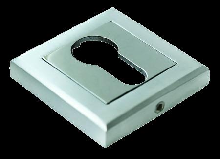 Накладки на ключевой цилиндр MH-KH-S SC/CP