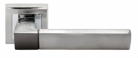 Дверная ручка RAP 16-S SN/CP