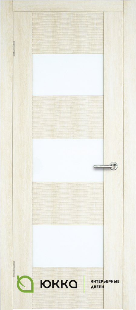 Межкомнатная дверь Фьюжн 1 3D