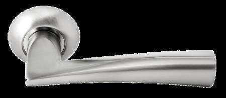 Дверная ручка RAP 18 SN/CP