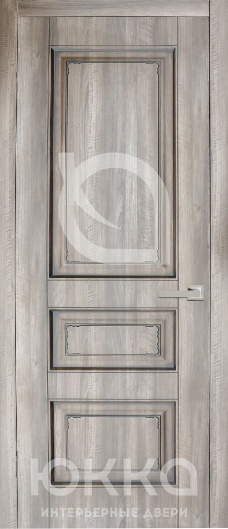 Межкомнатная дверь Квадро 20
