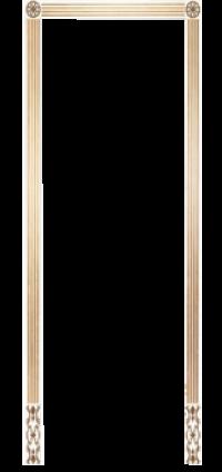 Межкомнатная дверь Капитель вариант 8