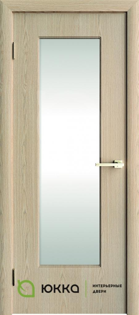 Межкомнатная дверь М2 с зеркалом