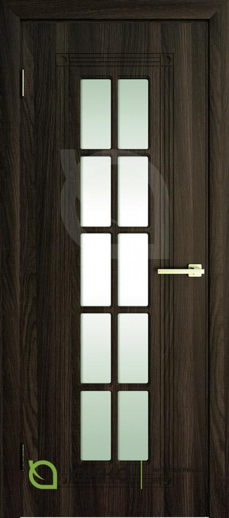 Межкомнатная дверь ПР35 с решеткой