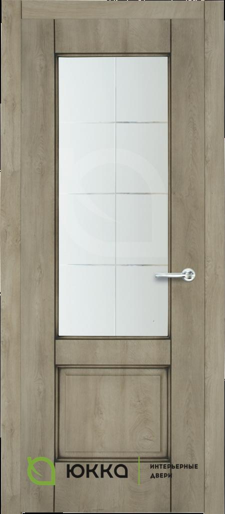 Межкомнатная дверь Квадро 2