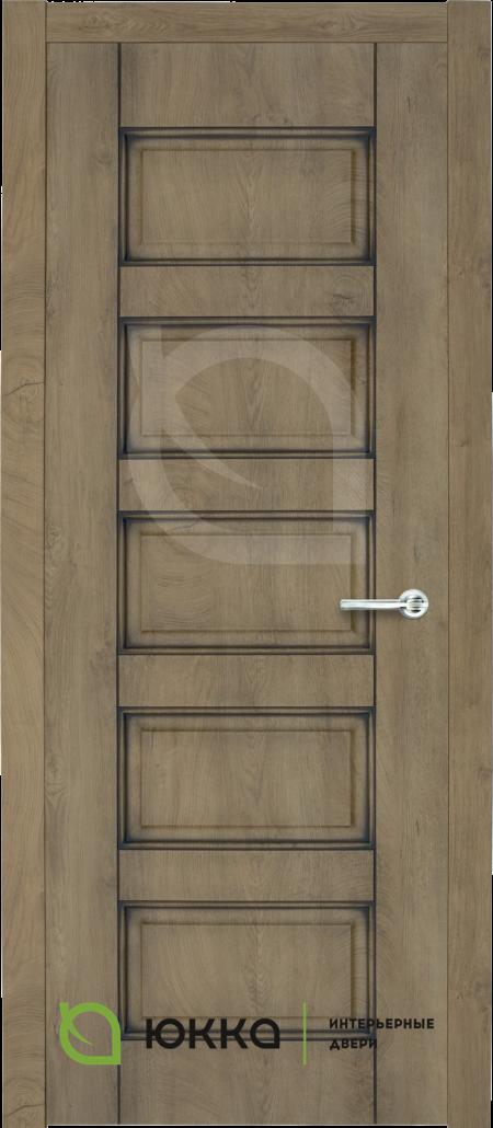 Межкомнатная дверь Квадро 5