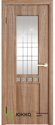 Межкомнатная дверь L-001