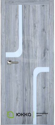 Межкомнатная дверь Платинум 16