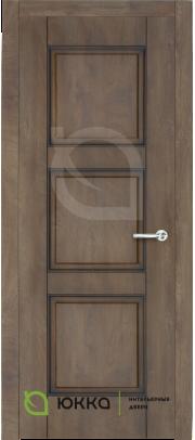 Межкомнатная дверь Квадро 3