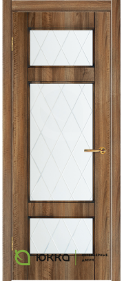 Межкомнатная дверь Квадро 8