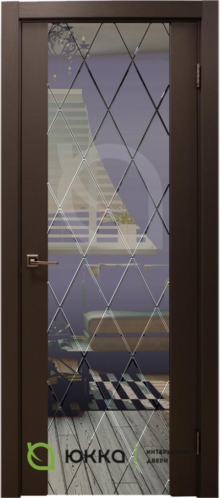 Межкомнатная дверь Тренд 25